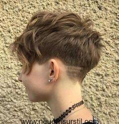 Stilvolle Haar für Mädchen