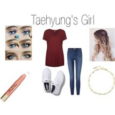 Taehyung's Girl