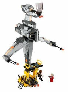 Amazon.com: LEGO Star Wars B-Wing Fighter: Toys & Games