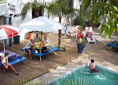 Art Factory Lodge in #ByronBay #Australia #accommodation