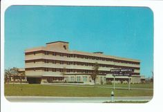 Ridgewood Motor Hotel Beaumont Texas Tx 1950s Beaumont