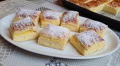 Pudingový krémeš (videorecept) - recept   Varecha.sk Christmas Goodies, Christmas Baking, French Toast, Deserts, Treats, Cookies, Breakfast, Cake, Sweet