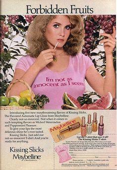 vintage makeup ad   Vintage Makeup