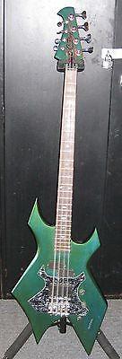 Custom B.c. Rich Warlock 8 String Bass - http://www.8stringguitar.org/for-sale/custom-b-c-rich-warlock-8-string-bass/16964/