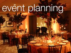 Some Amazing Tips For Event Planning