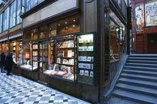 Librairie du Passage Passage Jouffroy Paris 75009