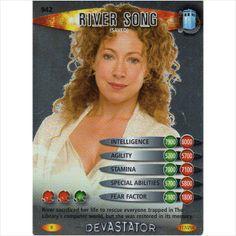 doctor who battles in time devastator rare card, 942 river song on eBid United Kingdom