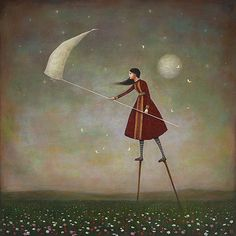 Duy Huynh -- Paintings- starcatcher