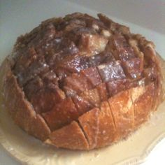 Sourdough Cinnamon loaf, perfect Shabbat breakfast!