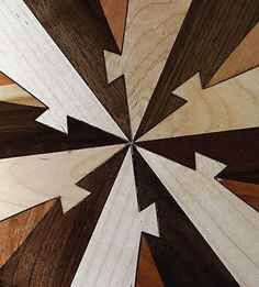 Circle of dovetails