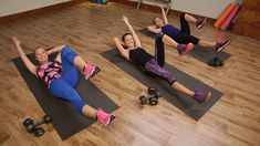 Work Your Entire Body Without Having to Get Off the Floor: Feeling a little low ...