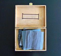 Caja de Telas #1 - Fabric Box #1 • Montessori en Casa