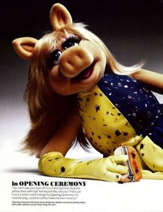 Love Me some Miss Piggy!