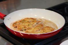 Chicken Schnitzel by Laura Bush