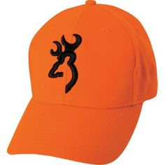 reputable site c42b7 fa9bd Browning Buckmark Blaze hat...all the orange I d need this for