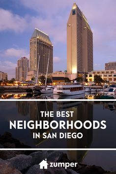 Learn what makes these San Diego neighborhoods unique. Learn about the most walkable neighborhoods, including North Park, Little Italy, Hillcrest, and others Moving To San Diego, San Diego Travel, Vacation Trips, Vacation Spots, Marrakesh, Places To Travel, Places To See, Travel Around The World, Around The Worlds