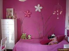 Bildresultat för bilder rosa sovrum
