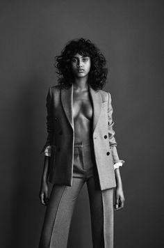 Top Model 2015: Imaan Hammam #yearinreview #onthesite