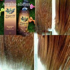 Argan Oil Hair, Hair Oil, Petra
