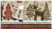 Merry Christmas! Stop by at Arizona Quilts  in Surprise, AZ, for 25% OFF Christmas Fabrics tlhis weekend!.