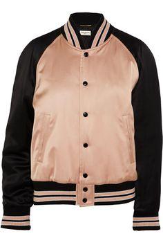 SAINT LAURENT . #saintlaurent #cloth #jackets