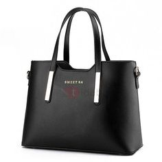 TideBuy - TideBuy Hot Sale Zipper Women Totebag with Letter - AdoreWe.com