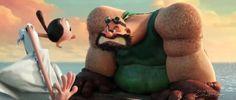 Enquanto não chega: Popeye – O Filme Animado (Sony) - #PipocaComBacon #Brutus  #Popeye #OliviaPalito #OliveOyl #cartoon #Sketch #SonyPicturesAnimation #Tattoo #Filme #Serie