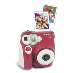 I want this. I want a polaroid so bad, this one looks so cute too.