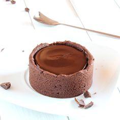 Trufa de Chocolate  Tarts