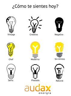 Electrical humor #Electricidad #Bombilla #Luz #Humor #AudaxEnergia