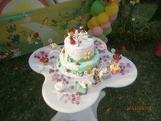 mesa de bolo simples :)
