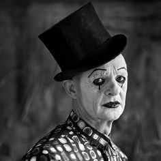 Pierrot by Nico Brons