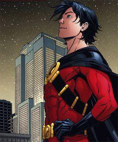 Tim Drake - my favorite Robin Tim Drake Red Robin, Robin Dc, Im Batman, Batman Robin, Superman, Dc Comics, Nightwing, Batgirl, Comic Books Art