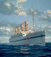 Britannic ~ sister ship to the Titanic http://www.jmilfordrmstitanic.com/p/hmhs-britannic.html