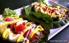 Mock Tuna Salad. #raw #vegan at Quintessence in NYC