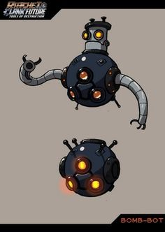 Rawdingo's Stash: Ratchet and Clank