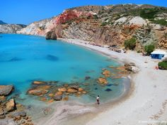 10 Places In Milos That Look Like They've Been Taken Out Of Fairy Tales