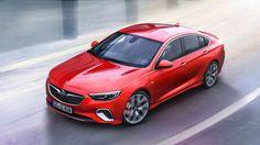O novo Opel Insignia GSi