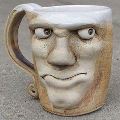 Williams Face Mug Lucus DP623