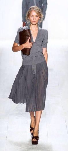 70c9ff95c861 Max Mara - classic style Ny Fashion Week