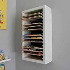 Puzzle Storage, Wood Puzzle Shelf, Kids Puzzle Storage, Playroom Storage, Puzzle Organization, Puzzle Rack, Wood Puzzle Storage by RusticHouseCo on Etsy https://www.etsy.com/listing/507904100/puzzle-storage-wood-puzzle-shelf-kids