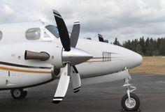 Raisbeck and Hartzell Unveil New King Air Props