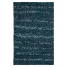 Darwin Rug in Dark Blue