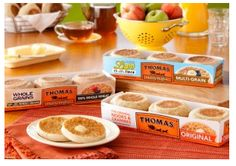 Thomas English Muffins and Bagels Instant Win Game free-stuff-unlimited.com