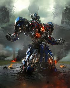 Optimus - Transformers: Age of Extinction