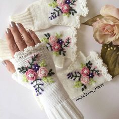 Image may contain: text Fingerless Gloves Crochet Pattern, Knit Mittens, Knitted Gloves, Hand Knitting, Knitting Patterns, Crochet Patterns, Crochet Hand Warmers, Crochet Wallet, Crochet Accessories