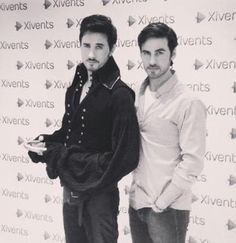 It's scary that @tomabaud is actually identical to @colinodonoghue1 , seriously freaky...