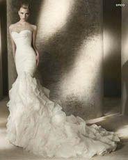 Pronovias San Patrick Bridal Gown EPICO  http://www.trudysbrides.com/Pronovias-Bridal-Gowns.asp