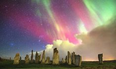Best places to see Northern Lights in Scotland