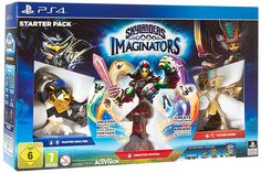 Super Angebot für PS4 Besitzer! Bei amazon gibt es geradeSkylanders Imaginators: Starter Pack für 19,99€ - der geizhals.at Vergleichspreis liegt bei 34,99€!   #Amazon #Computerspiele #Konsole #Playstation #PS4 #Skylanders